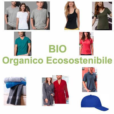 abbigliamento cotone organico bio