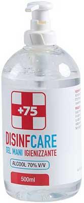 gel mani 500 ml 70 alcool disinfettante