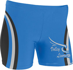 Pantaloncino volley SE elasticizzato stampato in sublimazione, Made in Italy 210SE2A E3Ssport.it Stampa RicamoE3Ssport  E3S