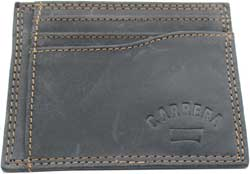 porta carte credito Carrera linea James CB1928 316CE19M