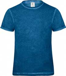 Maglietta T-Shirt maniche corte Vintage B&C girocollo plug in men tm d70 600BC6A E3Ssport.it Stampa RicamoE3Ssport  E3S