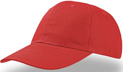 Cappellino 6 pannelli Baseball Atlantis regolazione velcro start six 618AT1A E3Ssport.it Stampa RicamoE3Ssport  E3S